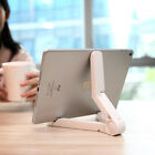 Portable Tablet Holders Foldable Triangle Lightweight Cell Phone Stand Bracket