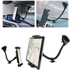 360° Mount Holder Car Windshield Stand Cradle For iPhone Samsung Tablet iPad GPS