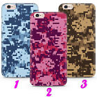 CAMO 2 MILITARY CAMOUFLAGE ARMY Case Cover iPhone 5 SE 2 6 7 8 X s MAX plus XR
