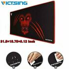 VicTsing Large Extended Gaming Mouse Pad Mat Edges Non-Slip Waterproof Mousepad