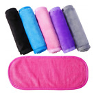 Reusable Eraser Makeup Remover Towels Face Facial Cleaning Towel Fibre Cloth