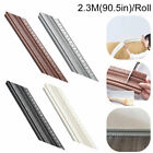 1 Roll Wall Skirting Border 3d Self Adhesive Waterproof Sticker Home Decor 2.3m