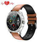 Luxury Smart Watch ECG Heart Rate Monitor Sport for iPhone Samsung Note 8 9 10