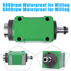 1.5KW 2HP BT30 Mechanical Spindle Motor For Milling Drilling 6000/8000RP