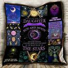 I Am The Daughter Of The Sun And Moon My Race Is Of The Stars Blanket