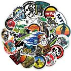 50 PCS MTB Mountain Bike Outdoor Bicycle Stickers for Bike Laptop Car and phones