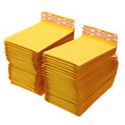 ANY SIZE POLY BUBBLE MAILERS SHIPPING MAILING PADDED BAGS ENVELOPES GOLD COLOUR