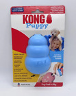 **NEW** KONG Blue Puppy Dog Toy - Softer Rubber for Puppy Teething - Interactive