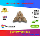 Single & Double Wall Postal Packing Cardboard Boxes - Mailing Packaging Cartons