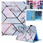 Pattern Smart Stand Leather Case For iPad Air2 9.7 Pro 11 5th 6th 7th 8th Mini 5