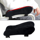 Memory Foam Home Gaming Chair Armrest Pads Elbow Pillow Slip-resistance