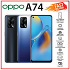 (new & Unlocked) Oppo A74 6gb+128gb Black Blue Octa Core Android Mobile Phone